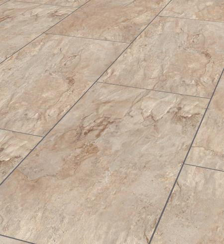 Laminate floor stone impression classic for Rock laminate flooring