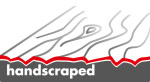 Handscraped (selected decors)
